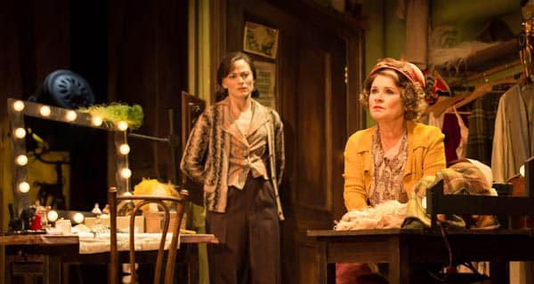 Imelda Staunton in Gypsy at London's Savoy Theatre