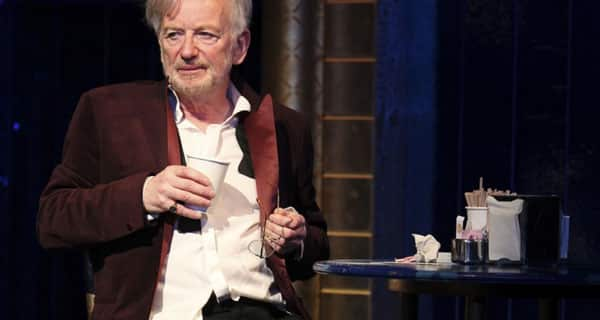 Ian McDiarmid in The Merchant Of Venice at Almeida Theatre