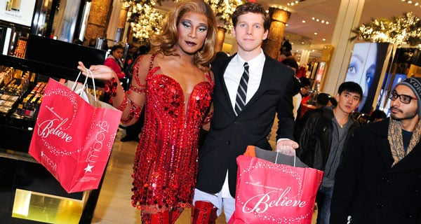Kinky Boots is just one of the shows performing on Christmas Day