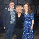 Alan Morrissey and Katie Brayben in Beautiful at London's Aldwych Theatre