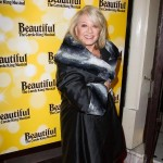 Elaine Paige at the opening night of Beautiful in London