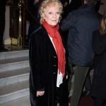 Petula Clark at opening night of Beautiful in London
