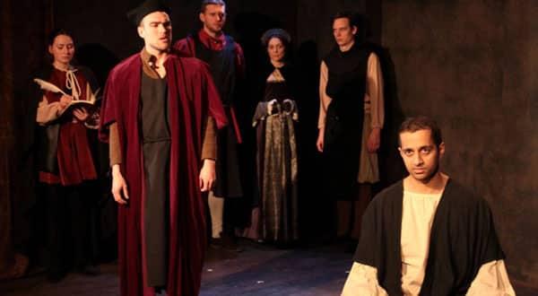Inigo at the White Bear Theatre