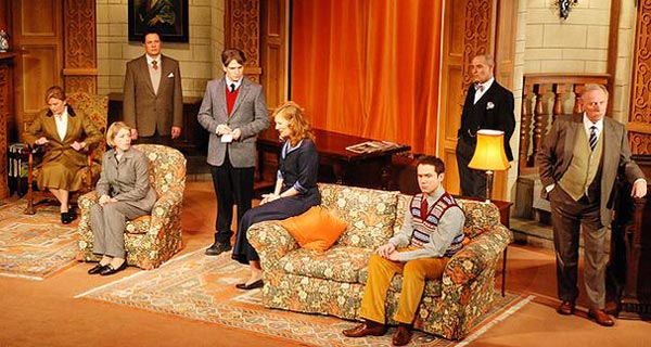 Agatha Christies The Mousetrap at St Martins Theatre