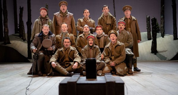 The Royal Shakespeare Company production of The Christmas Truce