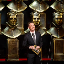 James McAvoy to co-host the 2015 Olivier Award nominations