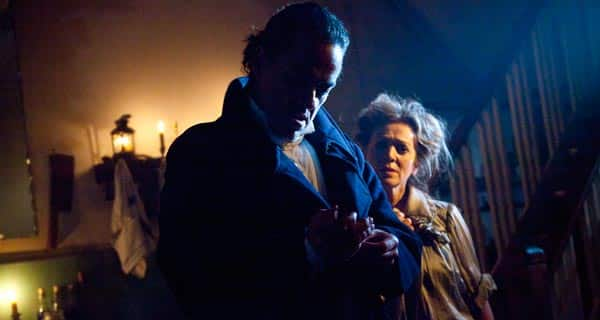 Siobhan McCarthy and Jeremy Secomb in Tooting Arts Club's Sweeney Todd.