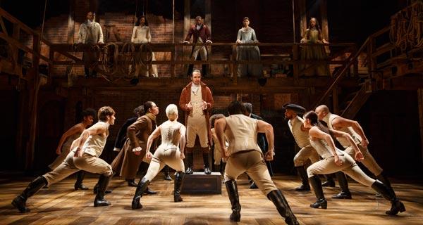 Hamilton The Musical Wins Eelevn 2016 Tony Awards