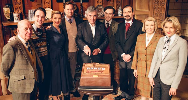 Agatha Christies The Mousetrap celebrates its 26000th performance on April 6, 2015