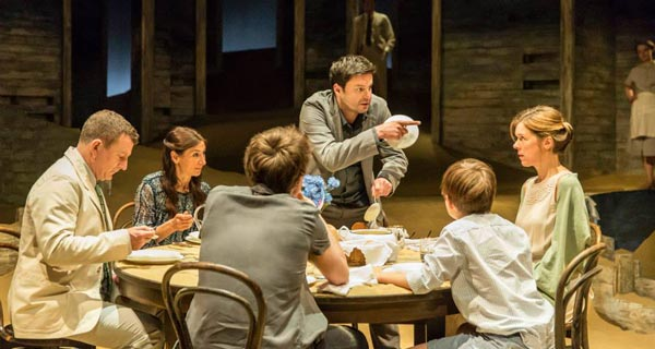 Ah, Wiulderness by Eugene O'Neill at the Young Vic Theatre London