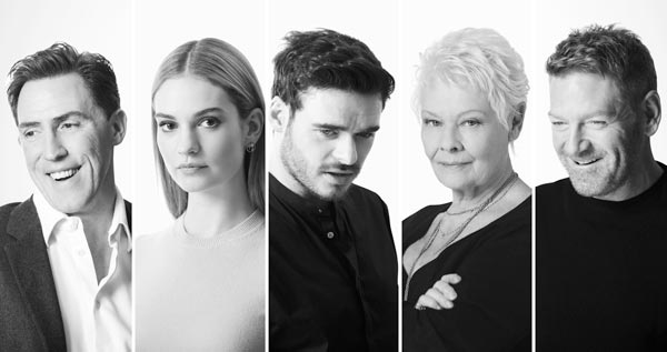 Kenneth Branagh Theatre Company At The Garrick Theatre London