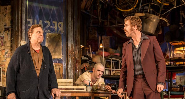 American Buffalo by David Mamet at the Wyndham's Theatre, London