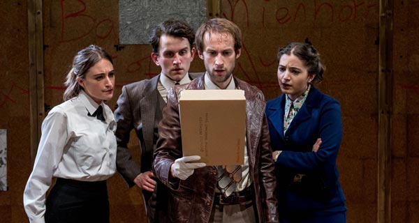 The Angry Brigade at the Bush Theatre