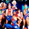 Aussie burlesque troupe Briefs return to the London Wonderground in August and Sptember 2015.