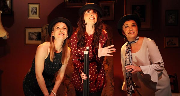 Jerry's Girls at Jermyn Street Theatre