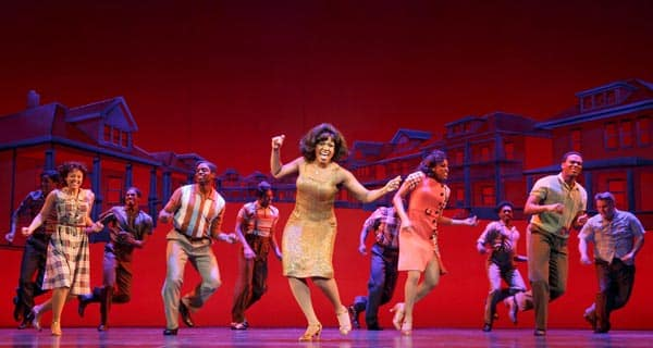 Motown The Musical is to open at the Shaftesbury Theatre in London's West End in February 2016