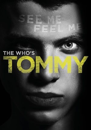 The Who's Tommy to run at the Greenwich Theatre in July 2015