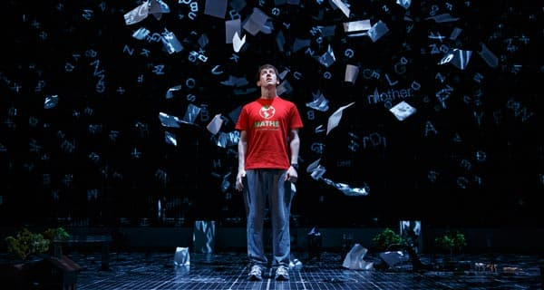 The Curious Incident Of The Dog In The Night Time On Broadway