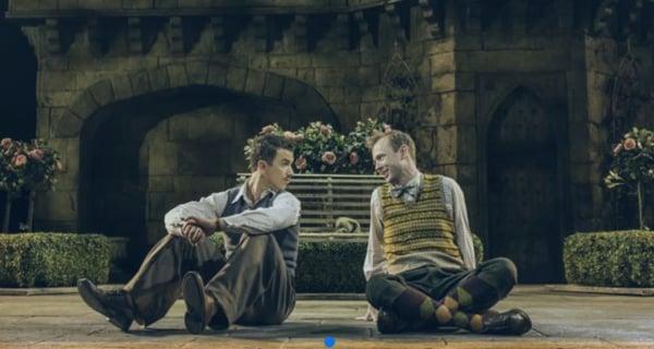 A Damsel In Distress at Chichester festival theatre