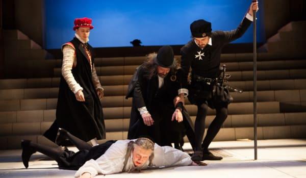 The Jew Of Malta at the Swan Theatre