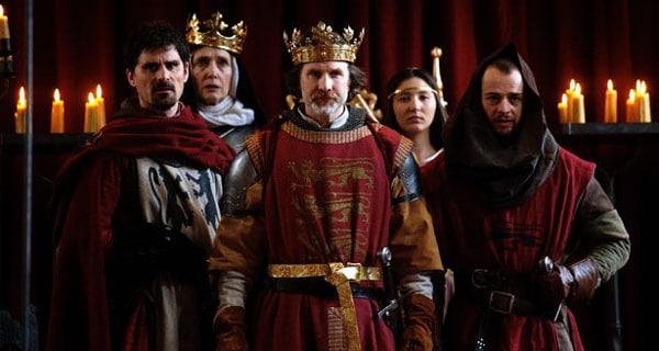 King John at Shakespeare's Globe Theatre