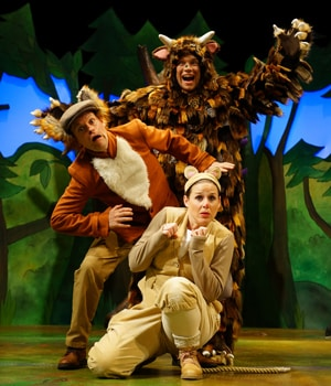 The Gruffalo at the Lyric Theatre, London