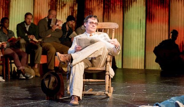 To Kill A Mockingbird at Barbican Theatre