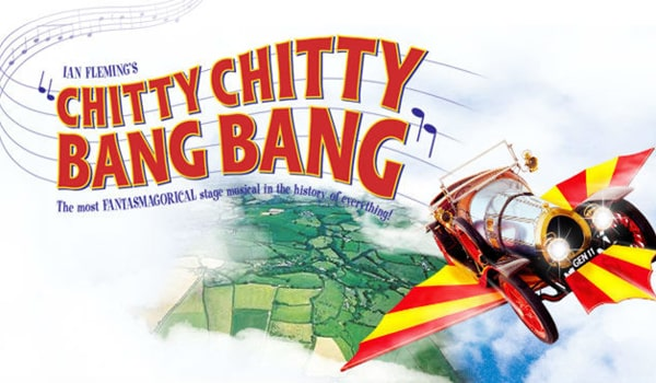 Chitty Chitty Bang Bang on tour in 2016