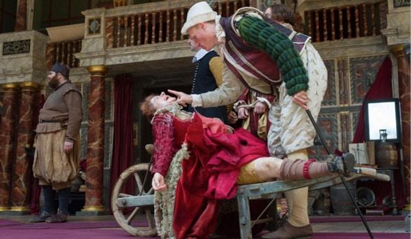 Measure For Measure at Shakespeare's Globe Theatre