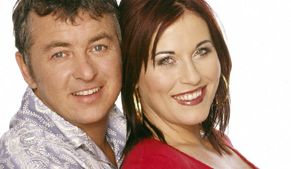 Shane Richie and Jessie Wallace to apear in The Perfect Murder on tour