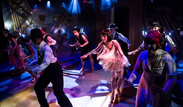 Thoroughly Modern Millie at the Landor Theatre