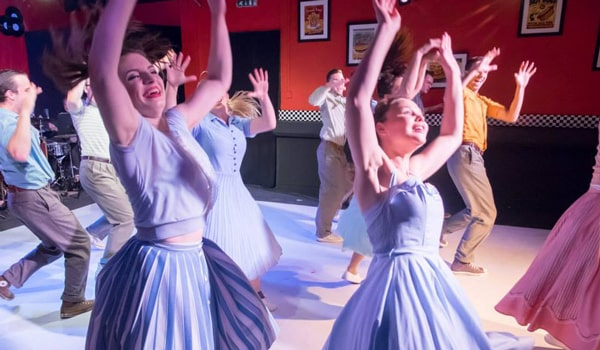 Bye Bye Birdie at Ye Olde Rose and Crown Theatre