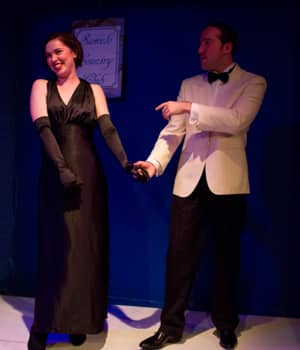A Naughty Night With Noel Coward at Old Red Lion