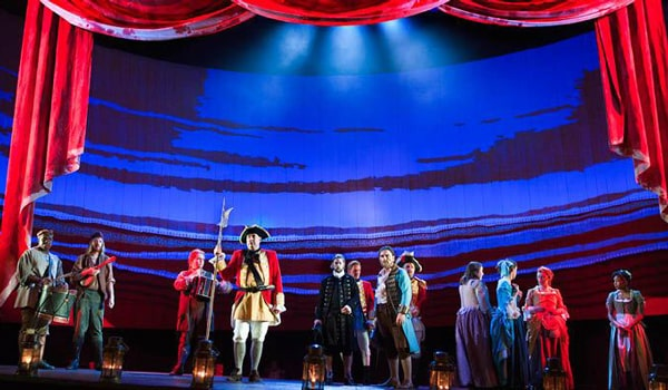 Our Country's Good at the National Theatre