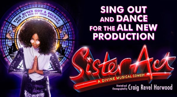 Sister Act 2016 Uk Tour Tickets