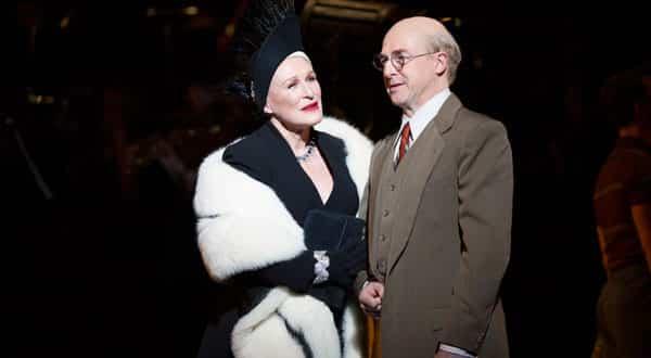 10.-l-r-Glenn-Close-(Norma-Desmond),-Julian-Forsyth-(Cecil-B-DeMille,-photo-by-Richard-Hubert-Smith