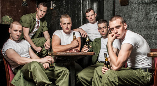 Dogfight in Concert at the St James Theatre