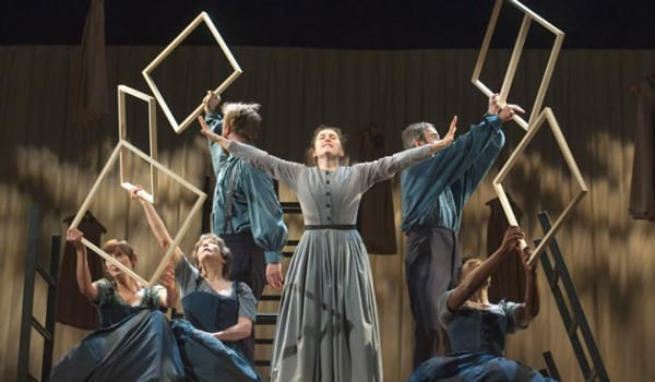 Read the Jane Eyre, National Theatre review on BritishTheatre.com