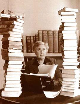 Agatha Christie 125th Birthday