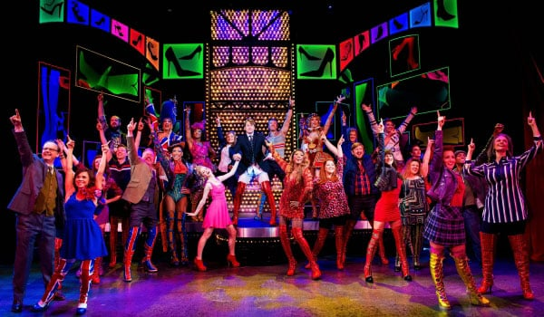 Kinky Booys at the Adelphi Theatre London
