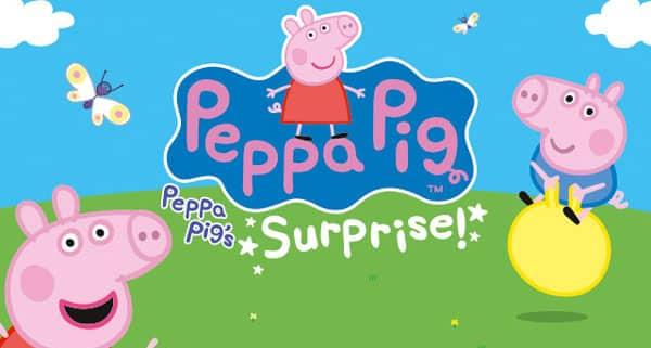 Peppa Pig's Surprise UK Tour 2015 - 16