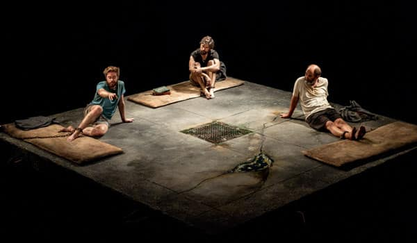 Someone To Watch Over Me at the Minerva Theatre, Chichester