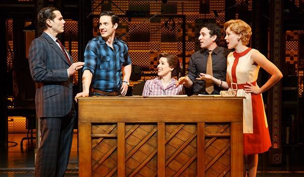 Beautiful The Carole King Musical on Broadway