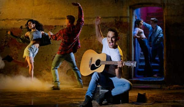 Gareth Gates will play Willard in Footloose on tour.