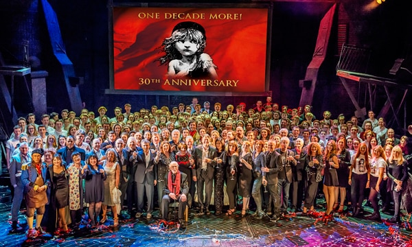 Les Miserables 30th Aniversary - Queens Theatre London