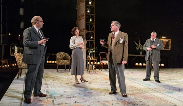 The Moderate Soprano at Hampstead Theatre
