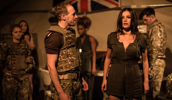 The Sweethearts at Finborough Theatre