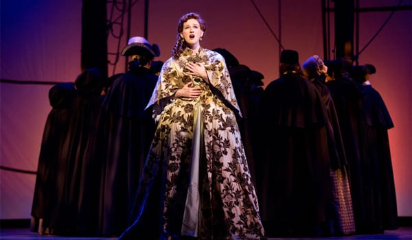 Amazing Grace at the Nederlander Theatre