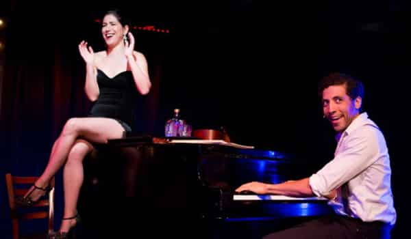 Club Gelbe Stern at the Laurie Beechman Theatre