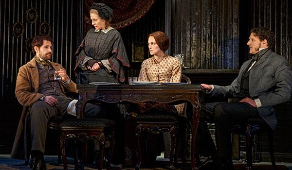 Thérèse Raquin at Sudio 54 on Broadway starring Keira Knightley